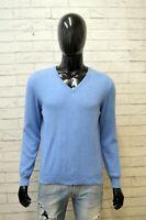 Maglione Uomo Gran Sasso Taglia M Pullover in Cashmere Sweater Cardigan Italy