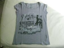 Tshirt gris Wild-West taille 12 ans