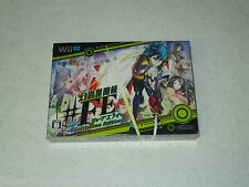Tokyo Mirage Sessions #FE Fortissimo Edition Nintendo Wii U Japan Import Sealed