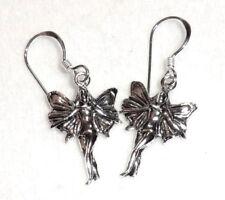 Elfen Ohrhänger Kinder Fee Ohrringe 925 Sterling Silber Schmuck Neu Elf Earrings