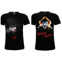 IT t-shirt PENNYWISE modelli assortiti film horror