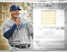 2020 Topps Series 2 Major League Material #MLM-MM Manny Machado - Padres
