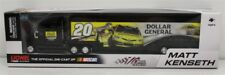 2013 MATT KENSETH #20 Dollar General/Husky 1:64 Hauler  Action Diecast In Stock