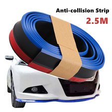 2.5Meters Two-color Universal Strip Anti-collision Strip Car Front Bumper Strip