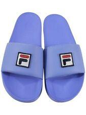 Fila Men's Drifter F-Box Slides Sandals Shoes Lake Blue 9