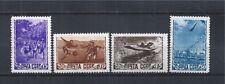 SOWJETUNION USSR 1948 MiNr: 1246 - 49  ** SPORT SOCCER RUNNING
