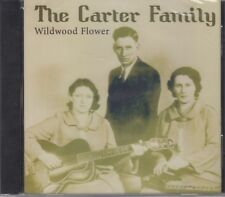 "The Carter Family ""Wildwood Flower"" NEW & SEALED CD 1st Class Post From The UK"