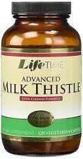LifeTime Advanced Milk Thistle Formula, 120 capsules