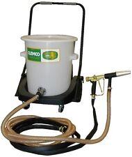 CLEMCO Power Injektorstrahler mit Behälter und Wagen