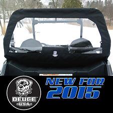 Deuce USA Polaris 2018-2015 RZR 900, 900 S, 900 XC and Trail  Rear Window Vinyl