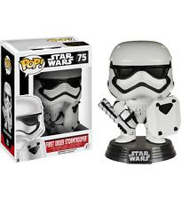 Star Wars First Order Stormtrooper w/ Shield Pop Vinyl Figure *NEW* RARE SALE!