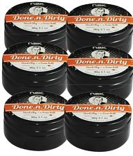 Nak Done N Dirty Matt Clay Firm hold Six Pack Buy in Bulk in Save Genuine Stock