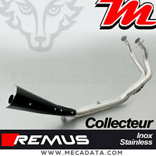 Remus Exhaust header set 2>1 Stainless Steel Honda CRF 1000 L Africa Twin 2016 +