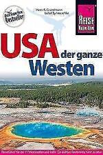 Reise Know-How Reiseführer USA – der ganze Westen Das Handbuch für individuelles Entdecken von Hans-R. Grundmann und Isabel Synnatschke (2017, Taschenbuch)