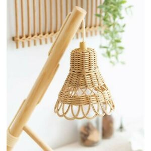 Hand-crafted Bamboo Desk Lamp/Bamboo Ceiling Pendant Light