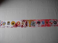 sciarpa TORINO - AJAX final europa league 1992 football club calcio scarf a1