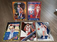 2020-21 Blake Griffin #62 Orange Wave Prizm #/60 SP-Plus 4 more cards