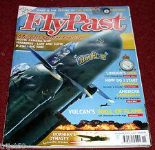 Flypast Magazine 2009 November B-25,Fieseler Strorch,B-57 Canberra,Defiant