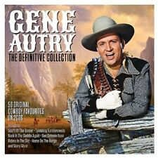 Gene Autry - Definitive Collection [New CD] UK - Import