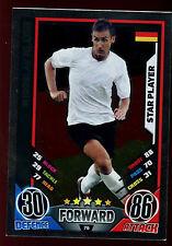 Miroslav Klose Germany #79 England 2012 Match Attax TCG Card (C206)