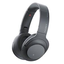 2017 SONY Wireless Noise Canceling Headphone h.ear on 2 Grayish Black WH-H900N B