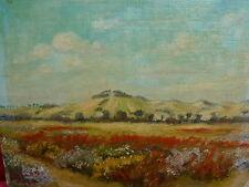 altes Gemälde__Landschaft__Bergmann-Hellbandt !