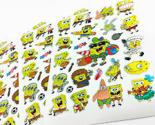 100pcs Sponge Bob Stickers Notes Diary School Book Scrapbook spongebob kids lot