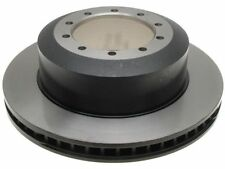 Fits 2005-2016 Ford F550 Super Duty Brake Rotor Rear Raybestos 57316FN 2006 2007
