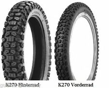 KENDA ENDURO GOMME k270 dual-sport 4.00-18 100/100 TT 4pr 64p NUOVO!