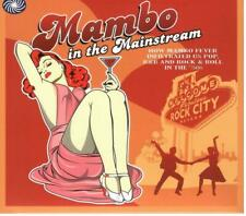 Mambo In The Mainstream - Pop R&B RnR Of The 50s 25-track Compilation Sealed Cd