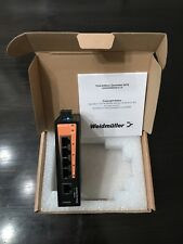 Industrial Network switch Fast Ethernet WEIDMULLER IE-SW-BL05-5TX - 5 Ports