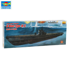 1/200 Trumpeter 80915 U-511 Germany U-Boat Type IX C Submarine Electric Model