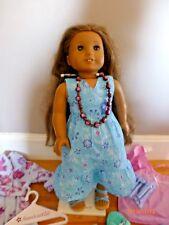 American Girl Doll: KANANI with stand. big LOT