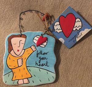 Follow Your Heart Sandra Magsamen for Silvestri