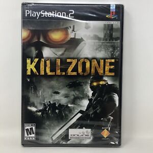 Killzone (Sony PlayStation 2, 2004) PS2 Video Game - Brand New Factory Sealed