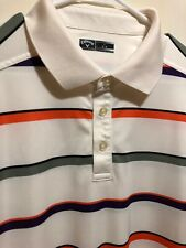 Calloway Golf Shirt Mens Large NWOT