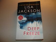 Deep Freeze by Lisa Jackson (Mass Market Paperback, 2015) Brand New