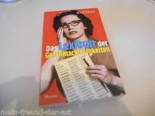 Sach Karl Shaw - Lexikon der Geschmacklosigkeiten (400 s.) HEYNE
