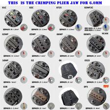 SN series crimping plier jaw clamp mould SN-01C bare insulating tubular terminal