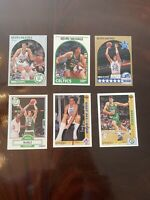 Kevin McHale Card Lot 89-91 Fleer NBA Hoops, Upper Deck
