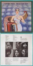 Little Feat: Dixie chicken Troisième Werk, von 1973! Rhino-Qualität! Neuf CD