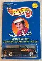 Hot Wheels Don Garlits Custom Dodge Ram Truck 1996 Ltd. 10,000 2nd in Real Cars