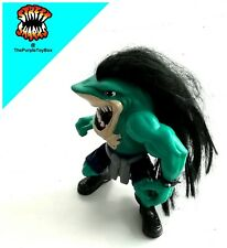 "1995 Street Wise ~ Street Sharks ~ Series 3 ~ ROX ~ 6"" Action Figure"
