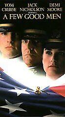 A Few Good Men (VHS, 1993)