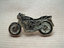 GENUINE KAWASAKI ZEPHYR MOTORCYCLE ZR550 PIN BADGE BLACK 550 ZR