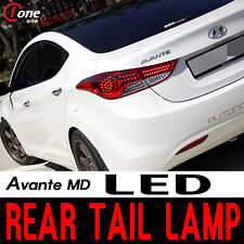 LED Tail Light Lamp TX DIY Kit For Hyundai Elantra Avante MD