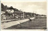 AK, Meersburg am Bodensee, Strandbad, belebt, 1942