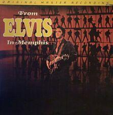 """MFSL Elvis Presley """"From Elvis in Memphis"""" New & Sealed LP"""