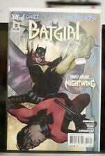 BATGIRL:  VOL 4 #3  DC COMICS FIRST PRINT (2012)