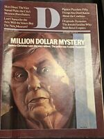 D Magazine - The Magazine of Dallas Sept 1979 Janiece Christner Mystery